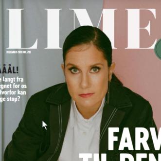Besøg fra magasinet LIME